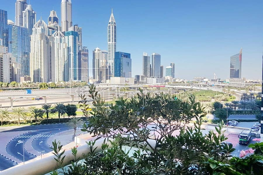 2 Largest 2Bed + Maid's in Al Seef JLT