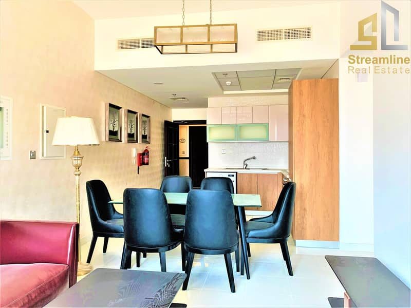 2 Perfect Location  2BR Fully Furnished