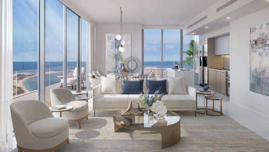 2 Bedroom Apartment for Sale in Dubai Harbour, Dubai - Luxurious 2BD/ Beachfront lifestyle/ Breathtaking sea view