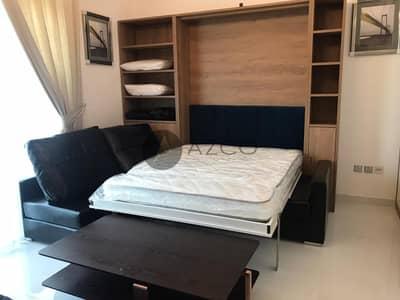 Studio for Rent in Al Furjan, Dubai - BRAND NEW | FULLY FURNISHED | FREE MAINTENANCE