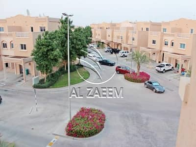 3 Bedroom Villa for Rent in Al Reef, Abu Dhabi - Move-in ready Villa | Single Row | Clean and Maintained
