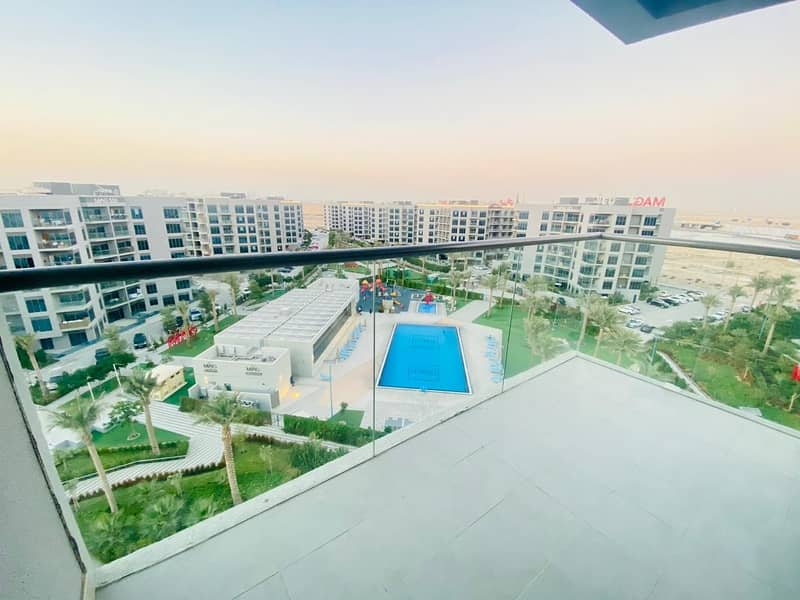 10 BEST VIEW EVER!!PRIME APARTMENT FULL POOL VIEW JUST 26000