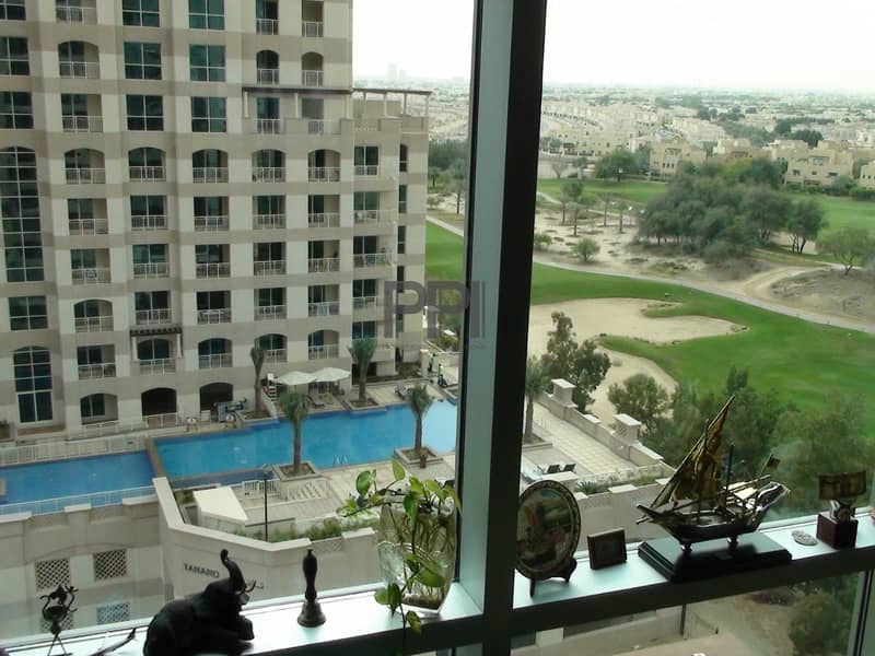 2 Fantastic view on all 3 sides|Bright and beautiful Apartment