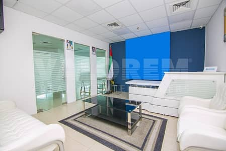Office for Rent in Barsha Heights (Tecom), Dubai - Elegant Office | Free Furniture | Ready To Move In