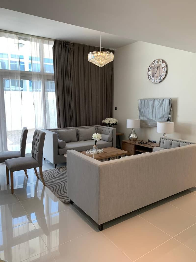 2 2 bedrooms in Akoya oxygen Furnished
