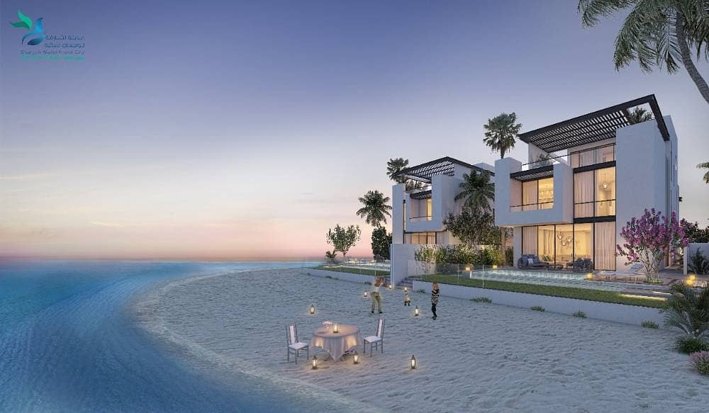 6BR Sea villas in the most beautiful place