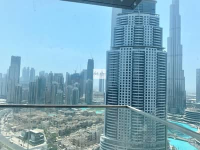 شقة 3 غرف نوم للايجار في وسط مدينة دبي، دبي - Huge 3Br + Maid + Common room