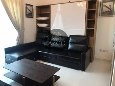 Studio for Rent in Al Furjan, Dubai - FREE MAINTENANCE | BRAND NEW | FULLY FURNISHED