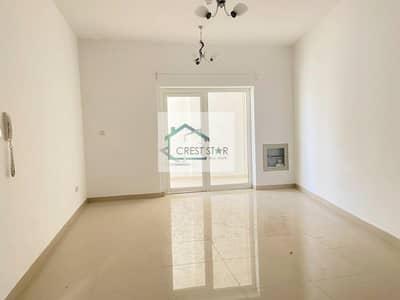 فلیٹ 1 غرفة نوم للايجار في قرية جميرا الدائرية، دبي - Spacious 1BHK with rooftop | Big Balcony