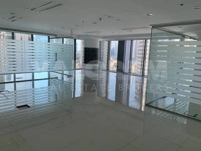 مکتب  للايجار في مدينة ميدان، دبي - Fitted