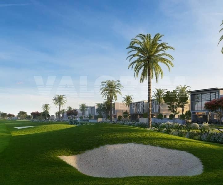 8 GOLF VIEW CORNER VILLA   DUBAI HILLS   HANDOVER 2021