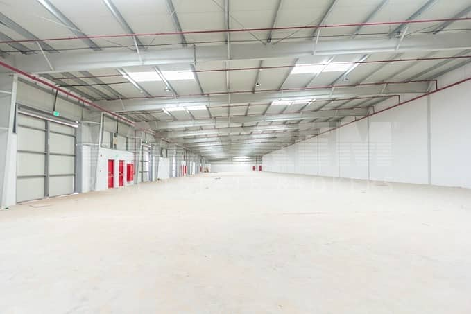 Large Warehouse for Rent in Al Sajaa Ind. Area Sharjah