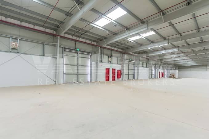 2 Large Warehouse for Rent in Al Sajaa Ind. Area Sharjah