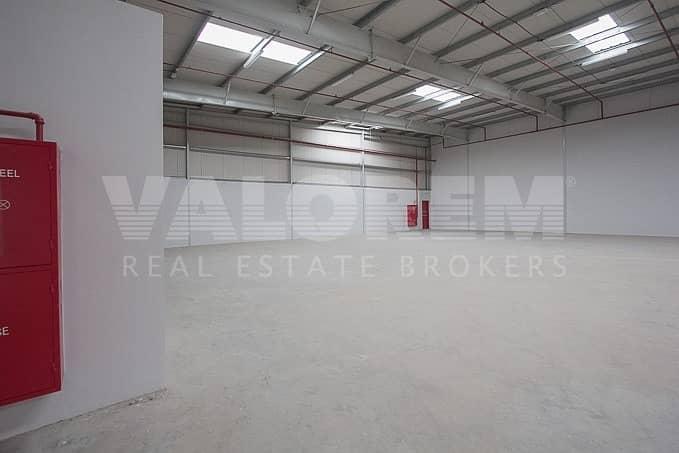 Excellent warehouse for rent in Al-Sajah Ind. Area Sharjah