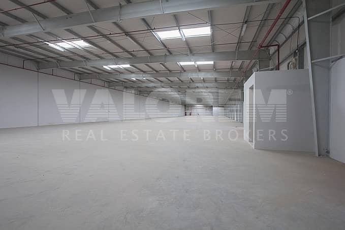 2 Excellent warehouse for rent in Al-Sajah Ind. Area Sharjah