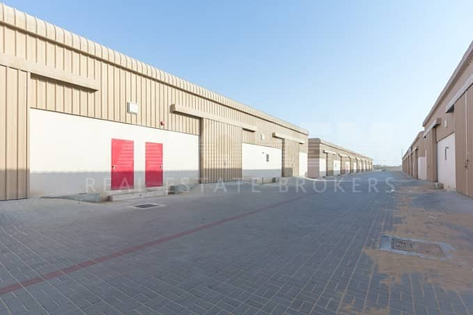 25 Large Warehouse for Rent in Al Sajaa Ind. Area Sharjah