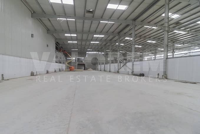 2 Brand New warehouse for sale in Techno park Dubai