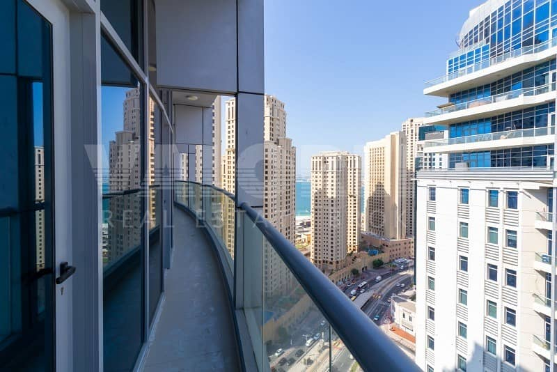 2 High floor | Well Maintained | Marina View | Bright
