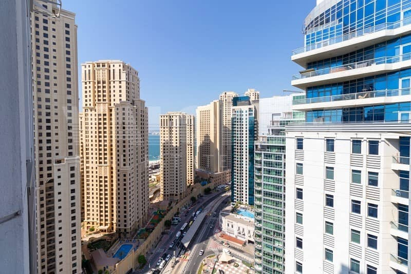 25 High floor | Well Maintained | Marina View | Bright