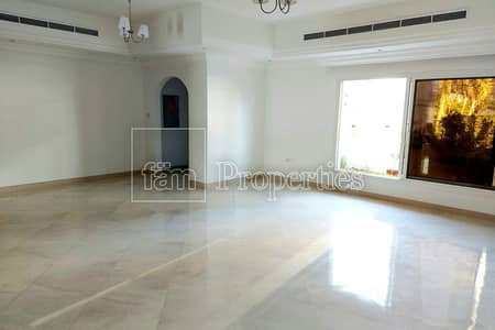 4 Bedroom Townhouse for Rent in Al Barsha, Dubai - Spacious Townhouse|4 BDR+M|Rooftop Terrace