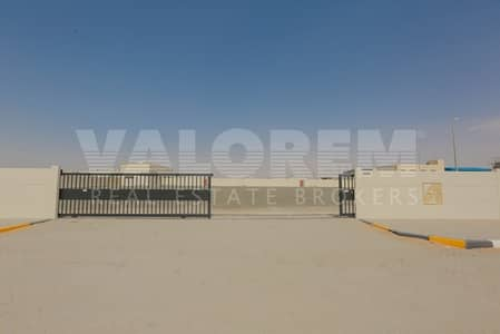 Plot for Rent in Emirates Industrial City, Sharjah - Brand New Open Yard 44