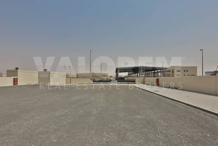 Plot for Sale in Emirates Industrial City, Sharjah - Brand New Open Yard 11