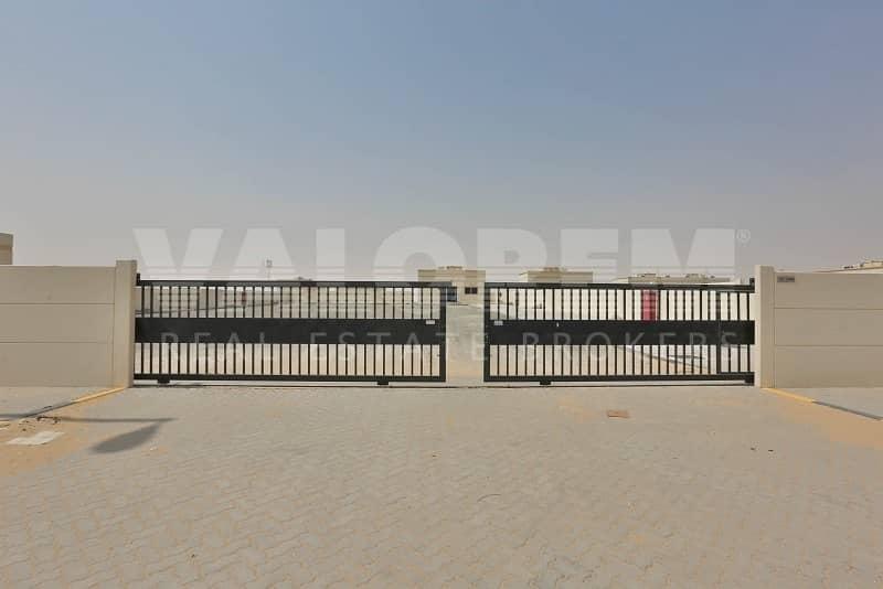 2 885 Sqf.for Rent in Al-Sajah Sharjah