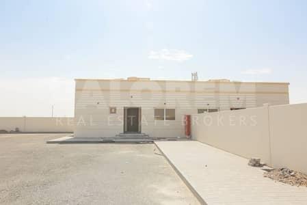 ارض تجارية  للبيع في مدينة الإمارات الصناعية، الشارقة - Brand New Open Yard 44