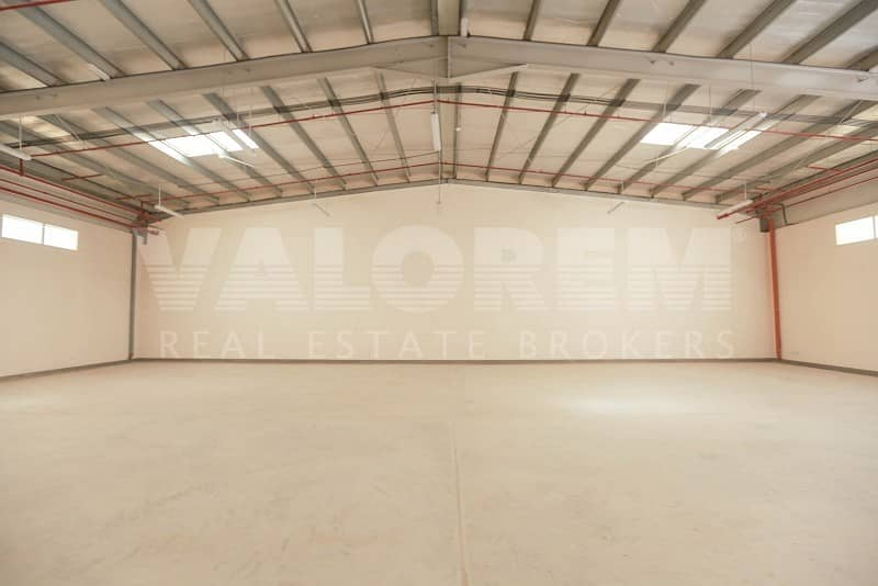 2 Brand New warehouse for rent in Al-Sajah Ind. Area Sharjah