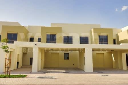 تاون هاوس 3 غرف نوم للايجار في تاون سكوير، دبي - NEAR PARK | BRAND NEW 3 BR + MAID | READY TO MOVE IN