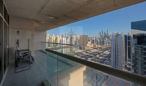 شقة 3 غرف نوم للايجار في أبراج بحيرات الجميرا، دبي - Spacious 3 Bedroom with Maid's room in Palladium Tower