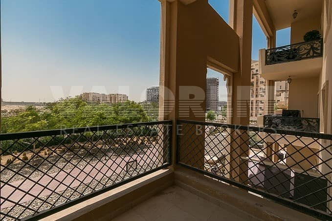 SPACIOUS 2 BHK | COMMUNITY VIEW | WITH TERRACE 1501 SQ FT.