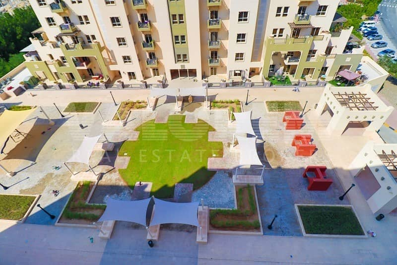 17 HOT DEAL!! | 1 BHK | COMMUNITY VIEW WITH BALCONY
