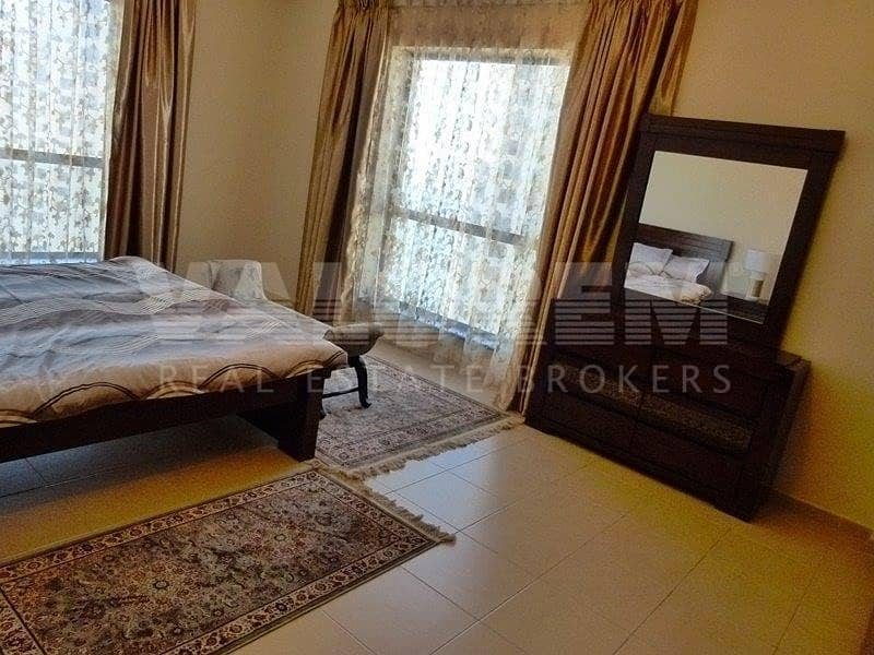 20 HIGH FLOOR|FULLY FURNISHED|SEA/MARINA VIEW|RENTED|