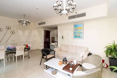 3 Bedroom Flat for Rent in Downtown Dubai, Dubai - HUGE BALCONY | SPACIOUS 3 BHK | GREAT VIEW | FURNISHED