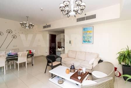 فلیٹ 3 غرف نوم للايجار في وسط مدينة دبي، دبي - HUGE BALCONY | SPACIOUS 3 BHK | GREAT VIEW | FURNISHED
