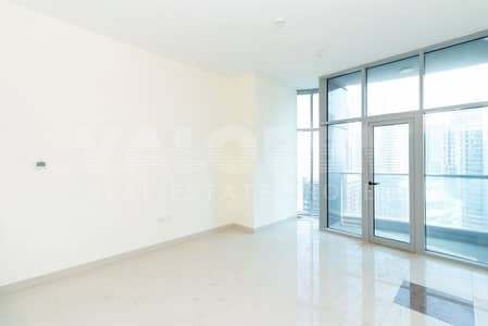 فلیٹ 3 غرف نوم للايجار في دبي مارينا، دبي - WELL MAINTAINED |3BEDROOM|UNFURNISHED|PARANORMIC MARINA VIEW