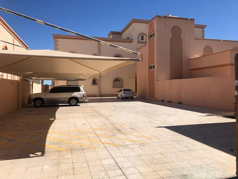 4 rooms and a hall for rent in Al Shamkha city . . .