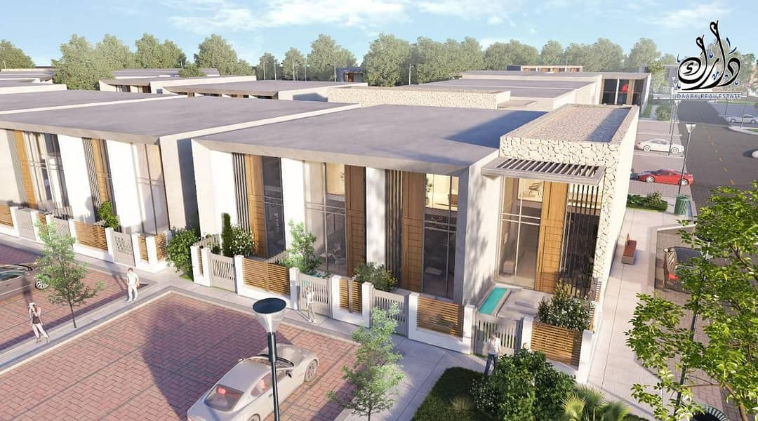 The cheapest one Bedroom Townhouse in Dubai