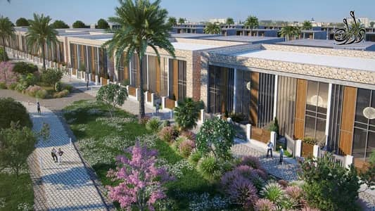 تاون هاوس 1 غرفة نوم للبيع في دبي لاند، دبي - The cheapest one Bedroom Townhouse in Dubai