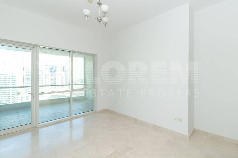 2 WELL MAINTAINED|2BEDROOM  |WITH BALCONY & MARINA VIEW