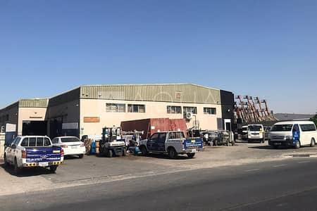 Warehouse for Sale in Al Quoz, Dubai - Al Qouz Industrial 2 | Corner Plot | 10% ROI