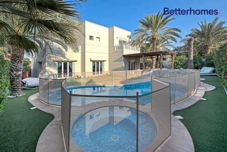فیلا 5 غرف نوم للبيع في السهول، دبي - FULLY UPGRADED | UNIQUE 2 KITCHENS | PRIVATE POOL
