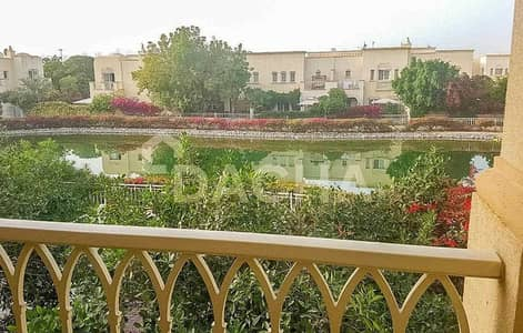 2 Bedroom Villa for Rent in The Springs, Dubai - Vacant Soon  Lake View  2 BR Type 2M