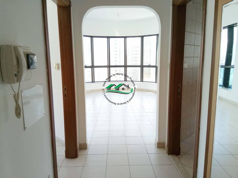 2 Hot Deal!!No Commission 1 BR With Balcony in Hamdan Street
