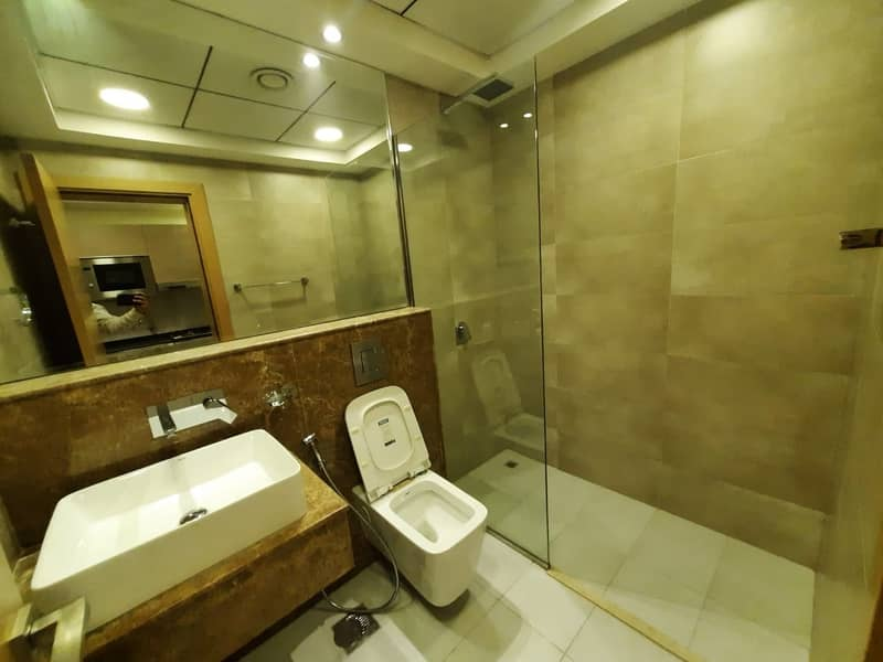 24 PAY ONLY 3300/M | BRAND NEW FURNITURE NEVER USED | POOL VIEW STUDIO