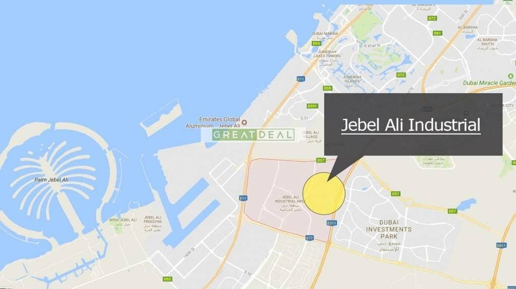 Labor camp plot for sale in dubai at jebel ali industrial bayut labor camp plot for sale in dubai at jebel ali industrial 1 map gumiabroncs Image collections