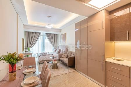 استوديو  للبيع في أرجان، دبي - Stunning Studio Apartment with Miracle Garden View