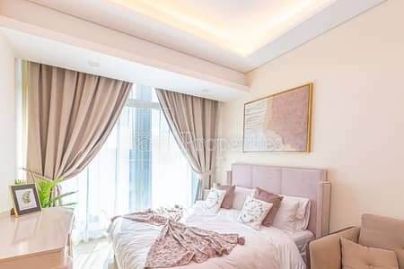 Stunning Studio Apartment with Miracle Garden View