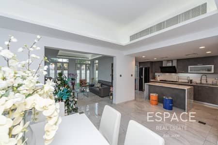 3 Bedroom Villa for Rent in The Lakes, Dubai - Fully Upgraded | Opposite Pool | Stunning 3BR
